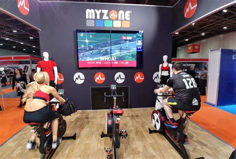 MyZone's virtual fitness classes will make you part of the