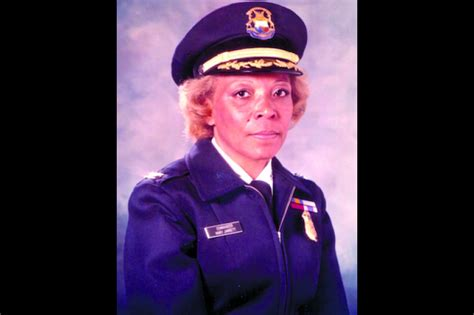 Why Detroit's First Black Female Deputy Police Chief is