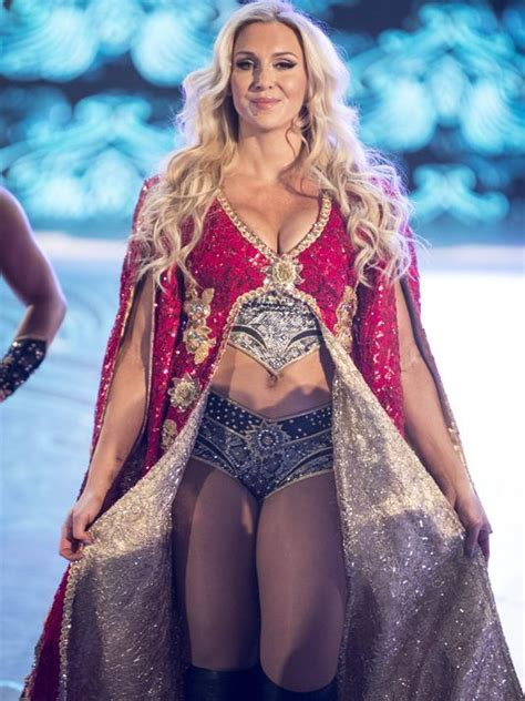 Charlotte Flair On Body Image Issues, Dealing With