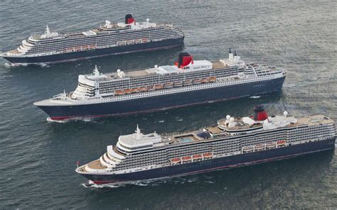 Cunard's Queen Mary 2: royalty on the high seas - Telegraph